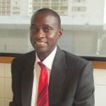 Schuldirektor Omar Faye, Projektbeauftragter der Gemeinde Agnam